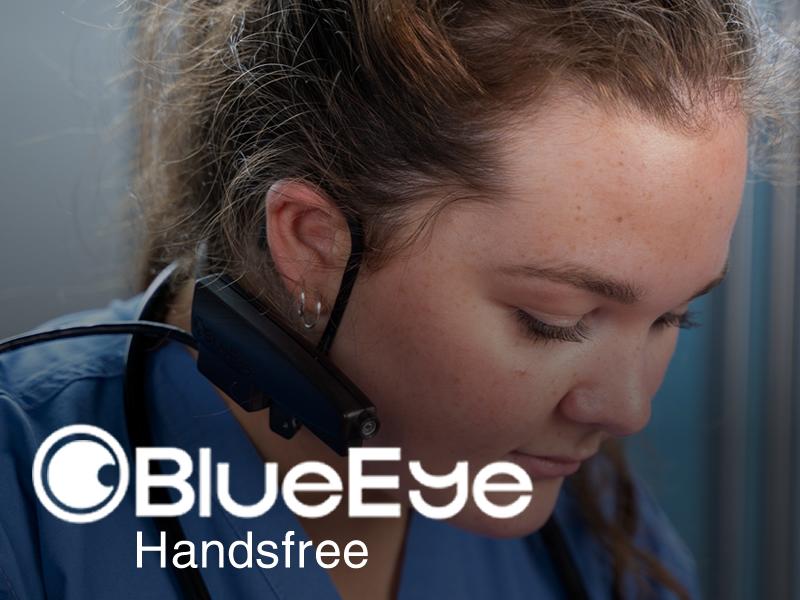 12-1 BlueEye Handsfree and Tallaght University Hospital shortlisted for Irish Healthcare Awards 2020 | RedZinc Services