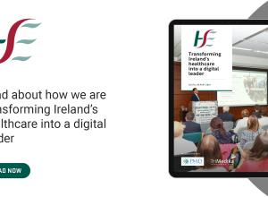 Transforming Ireland's healthcare into a digital leader using video
